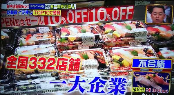 港 ジョブ チューン 海鮮 三崎 「ジョブチューン」海鮮三崎港の回転寿司!超一流寿司職人の判定は?